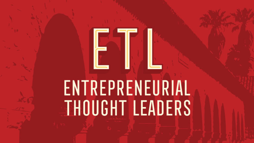 ETL Entrepreneurial Thought Leaders Podcast