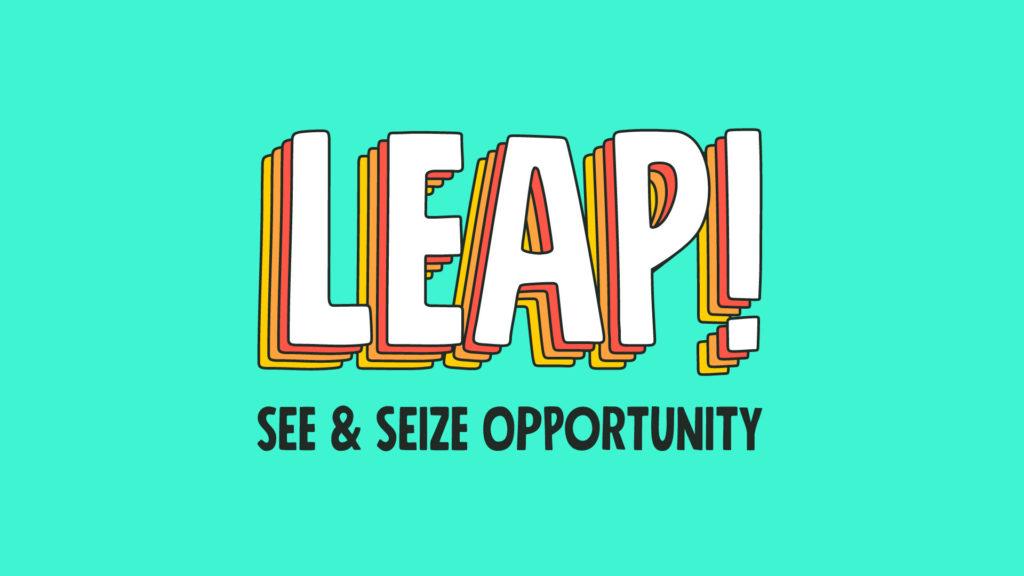 LEAP Podcast Artwork