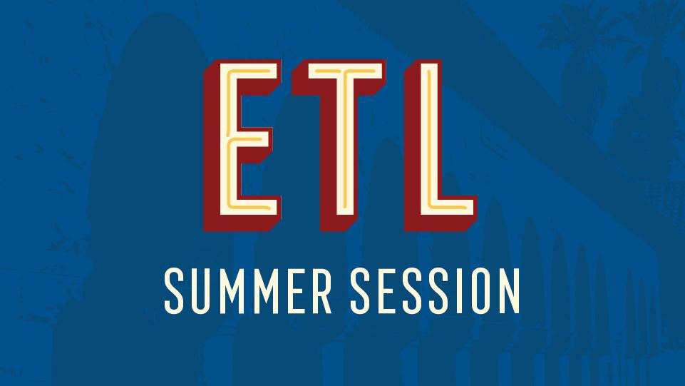 ETL Summer Session logo
